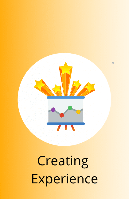 creating-experience Icon
