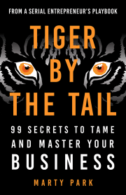 Tiger By The Tail Book Cover